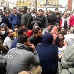 آخرین وضعیت و تصاویر از اعتراضات بنزینی در کشور