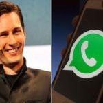 بیانیه تلگرام علیه واتسآپ | برنامه واتساپ را سریعا پاک کنید!!
