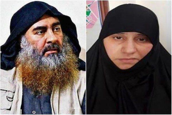 همسر ابوبکر بغدادی اطلاعات داعش را فاش کرد!!