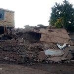 جزئیات زلزله در روستای ورنکش به بزرگی ۵/۹ ریشتری و مرگ هموطنان مان!!