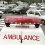 مرگ یک بیمار به دلیل پنچر کردن خودروی آمبولانس توسط همسایه!!!
