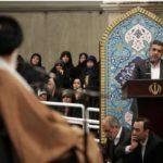 فعالان اقتصادی زن چادری و مانتویی در ملاقات با رهبر انقلاب!