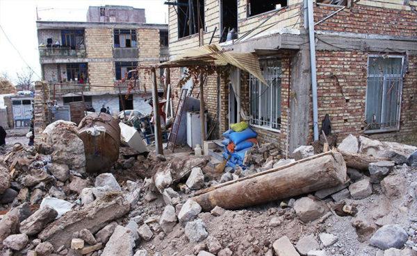 زلزله زدگان ورنکش