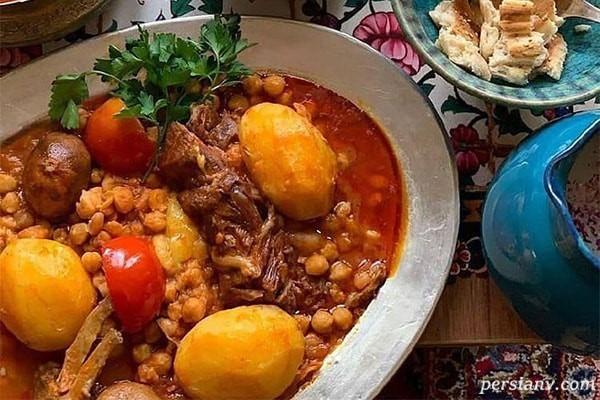 فواید آبگوشت | این غذای ایرانی را با پیاز یا ترشی بخورید!!