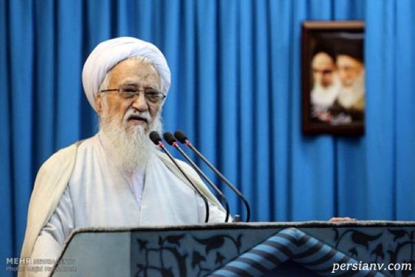 انتقاد امام جمعه موقت تهران از بی تدبیری دولت در موضوع بنزین!