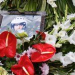 تشییع پیکر شهید خلبان محمدرضا رحمانی