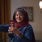 تصاویر جدید از هانیه توسلی در پشت صحنه جهان با من برقص!