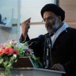 دو امام جمعه در یک تصویر متفاوت و جالب