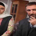 بازیگر وارش و همسرش در اصفهان مشغول گردش