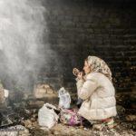 گزارش تکاندهنده از تن فروشی زن تهرانی در قبر خالی در بهشت زهرا!!
