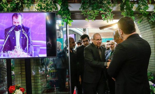 حاج سید قاسم موسوی قهار