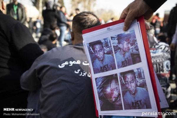 دستگیری مزاحمین نوامیس