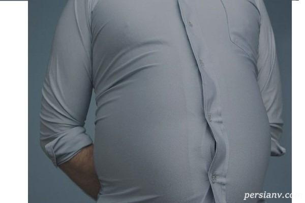 دلایل اصلی چاقی شکم ایرانی ها | فرمول پزشکان تغذیه برای لاغری!!