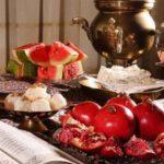 رسوم شب یلدا و کارهای ممنوعه در شب یلدا !