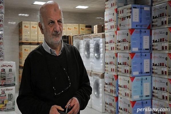 پدر جهیزیه ایران که ۱۰هزار دختر را راهی خانه بخت کرد