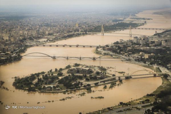 سیل خوزستان 98