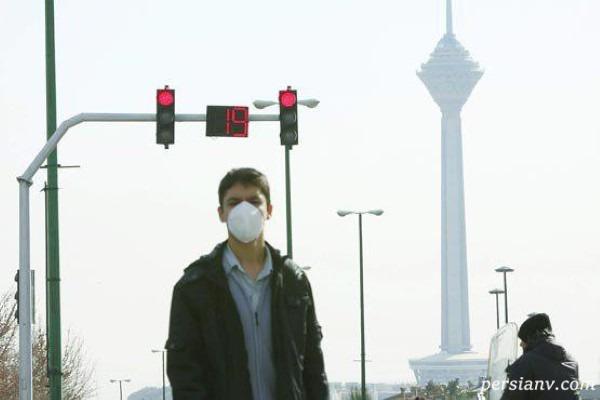 ارتباط آنفلوانزا با آلودگی هوا | بوی نامطبوع تهران موجب شدت آن شد!؟