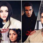 جدیدترین تصاویر منتشر شده از فیلم مست عشق مولانا !