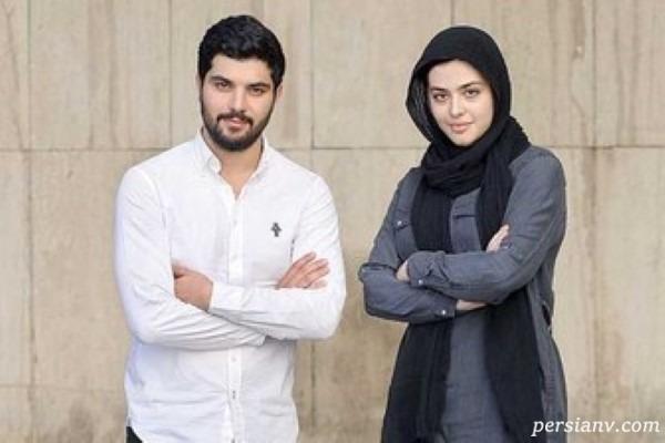 لیلا و حامد سریال پدر این بار در توبه از عشق حامد عنقا!!