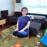 شگرد عجیب و جالب مادر ژاپنی برای آرام کردن فرزند خردسالش!!