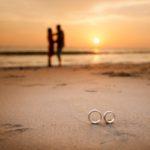 ماه عسل عروس و داماد که با فوران آتش فشان سوزان شد!!