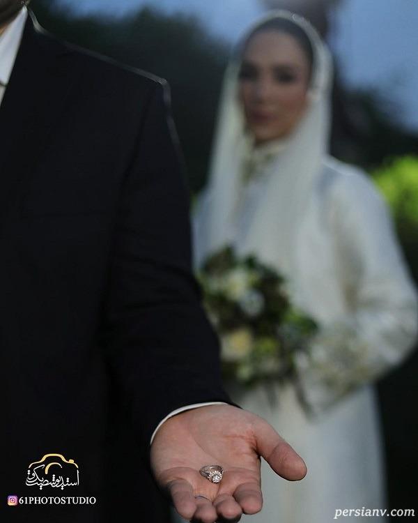 مراسم عروسی سوگل طهماسبی