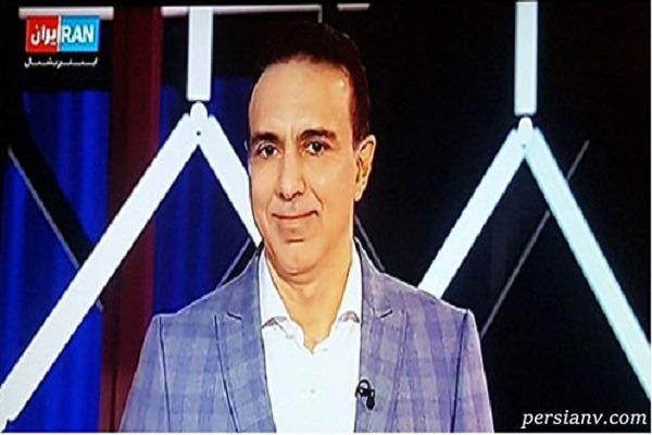 بالاخره از مزدک میرزایی جدید در ایران اینترنشنال رونمایی شد!!