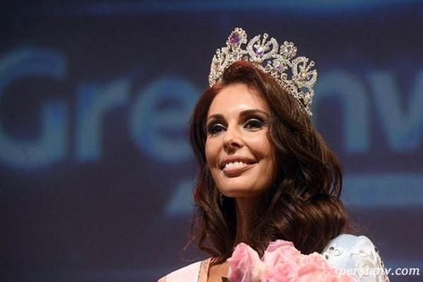 ملکه زیبایی کره زمین