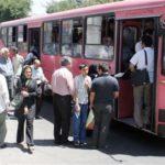 واکنشی متفاوت به فروش صندلی اتوبوس در شهر تهران