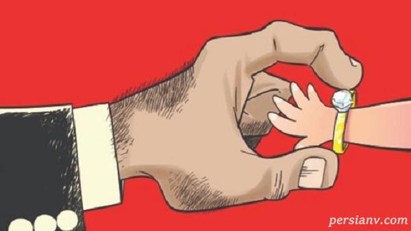 افزایش کودک همسری در ایران به خاطر وام ازدواج ؟!