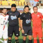 مهرداد نجفی کمک داور فوتبال ایرانی خودکشی کرد!!