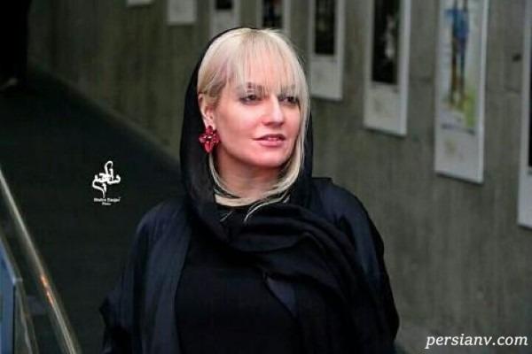 مهناز افشار بعد از مهاجرت با عصبانیت لب به گلایه باز کرد!!