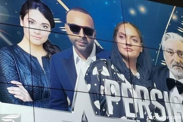 خبر ساز شدن دوباره مهناز افشار در گات تلنت !
