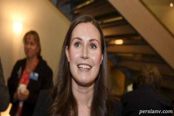 با خانم ۳۴ ساله که نخست وزیر فنلاند شد آشنا شوید!!