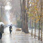 ورود سامانه بارشی جدید از فردا به کشور + جزئیات هواشناسی