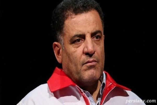 پیوندی رئیس هلال احمر به دلیل تخلفات مالی بازداشت شد!!