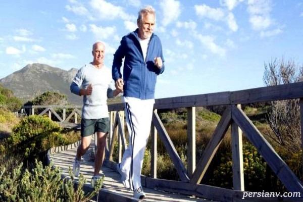 تاثیر پیاده روی بر کاهش فشار خون   چه داروهایی توصیه می شود؟!