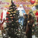 حال و هوای خرید کریسمس در تهران را ببینید!