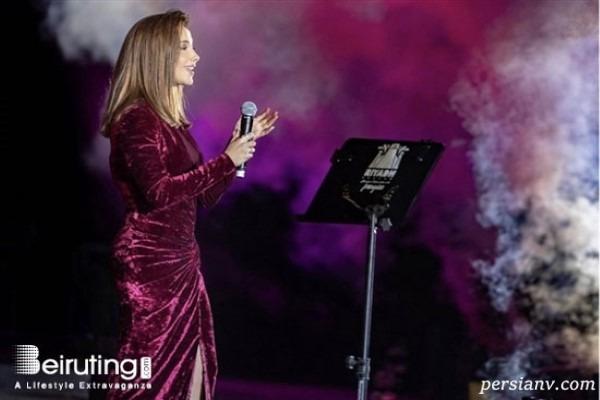 کنسرت نانسی عجرم در عربستان