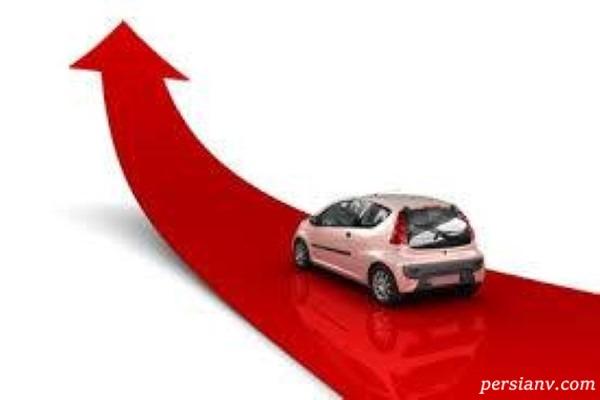تورم قیمت خودرو در راه است  سبقت گرفتن قیمت خودرو از هر کالایی!!