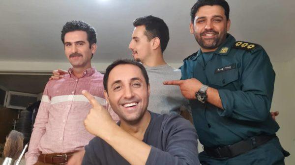 صحبتهای جالب مهدی ربیعی بازیگر و پلیس همیشه در صحنه فوق لیسانسهها!