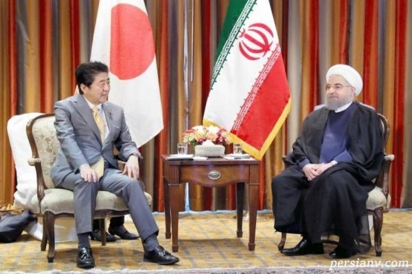 سفر حسن روحانی به ژاپن