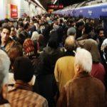 واکنش به ازدحام جمعیت در مترو تهران | طبیعی است!!