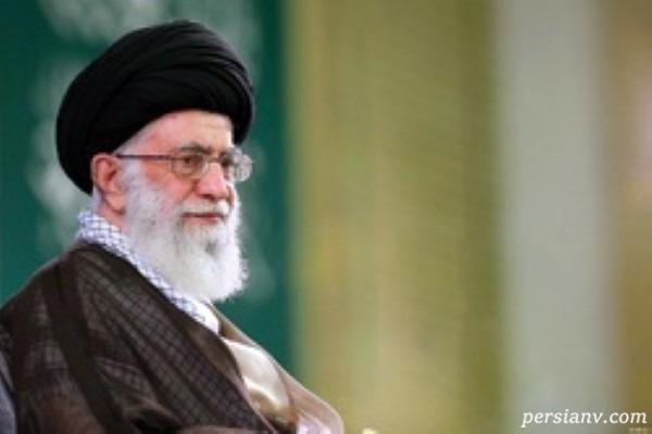 بازدید رهبر انقلاب از تخت جمشید در استان فارس!