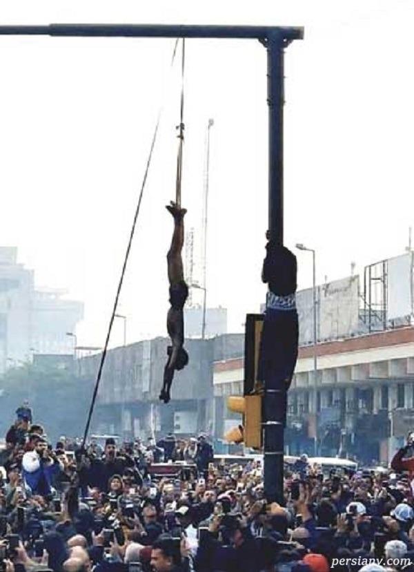 اعدام خیابانی