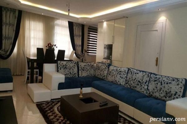 اجاره کاناپه و خانه های قمرخانمی مدرن در قلب تهران!!