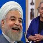 کنایه مهران مدیری به روحانی در دورهمی درباره گرانی بنزین!!