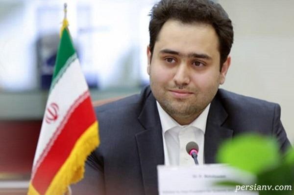 صحبت های کامبیز مهدی زاده داماد رئیس جمهور هنگام ثبت نام انتخابات مجلس