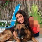 گرفتن عکس سلفی با سگ موجب اتفاق وحشتناکی شد