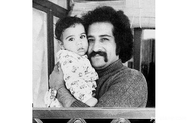 امیریل ارجمند و همسرش یاسمینا باهنر